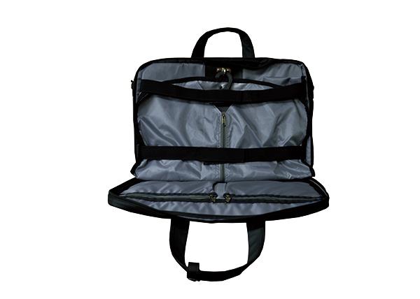 マジで軽い撥水加工オーバーナイトビジネスバッグ