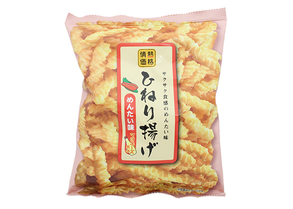 ひねり揚げ めんたい味マヨネーズ風味