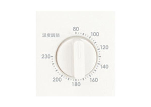 ビッグ&ワイド庫内・温度調節 オーブントースター