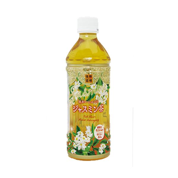 味わいじっくりジャスミン茶 500ml