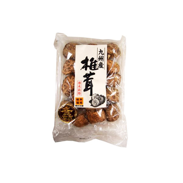 九州産原木椎茸  どんこ