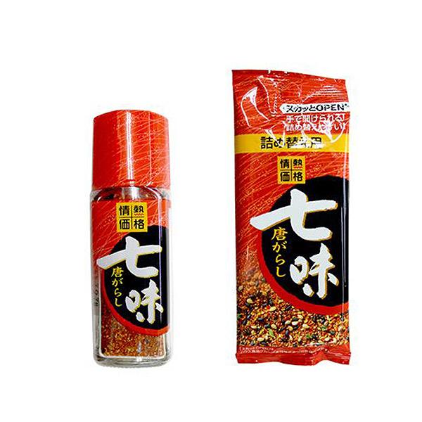 七味 (瓶・袋)