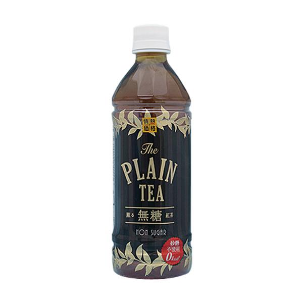 薫る無糖紅茶 500ml