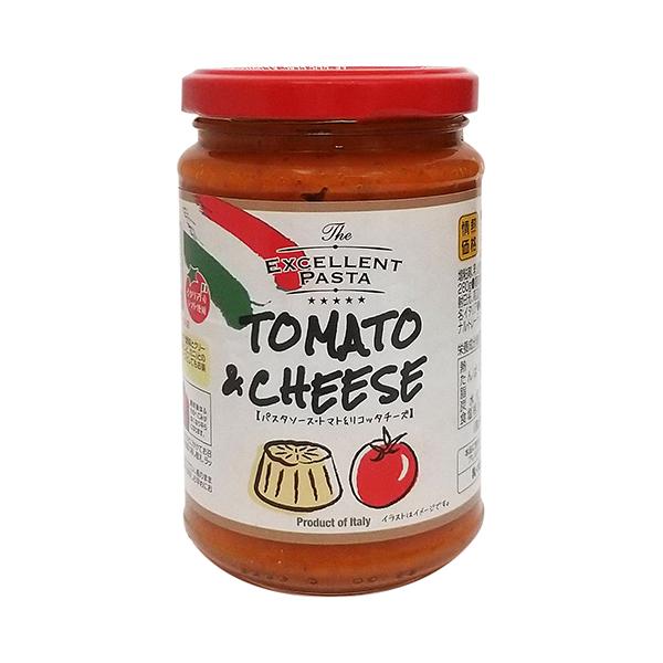 エクセレント・パスタ パスタソース トマト&リコッタチーズ
