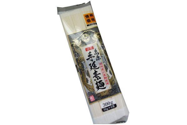国内産小麦使用 島原手延素麺
