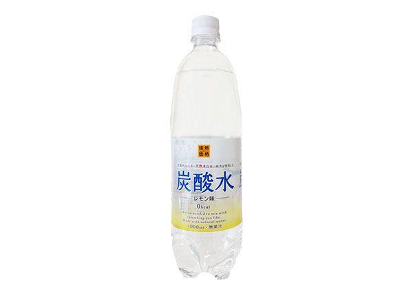 炭酸水(レモン)